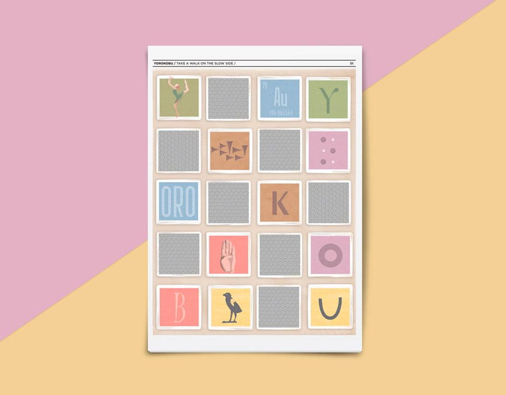 Propuesta para la portada de la revista Yorokobu, concurso Hazlo tú!