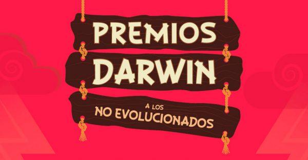 """Diseño de la Infografía: """"Premios Darwin a los no evolucionados"""""""