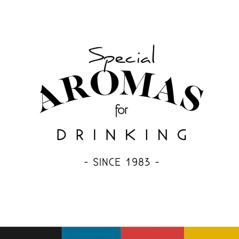Diseño de logotipo y naming para marca de bebidas