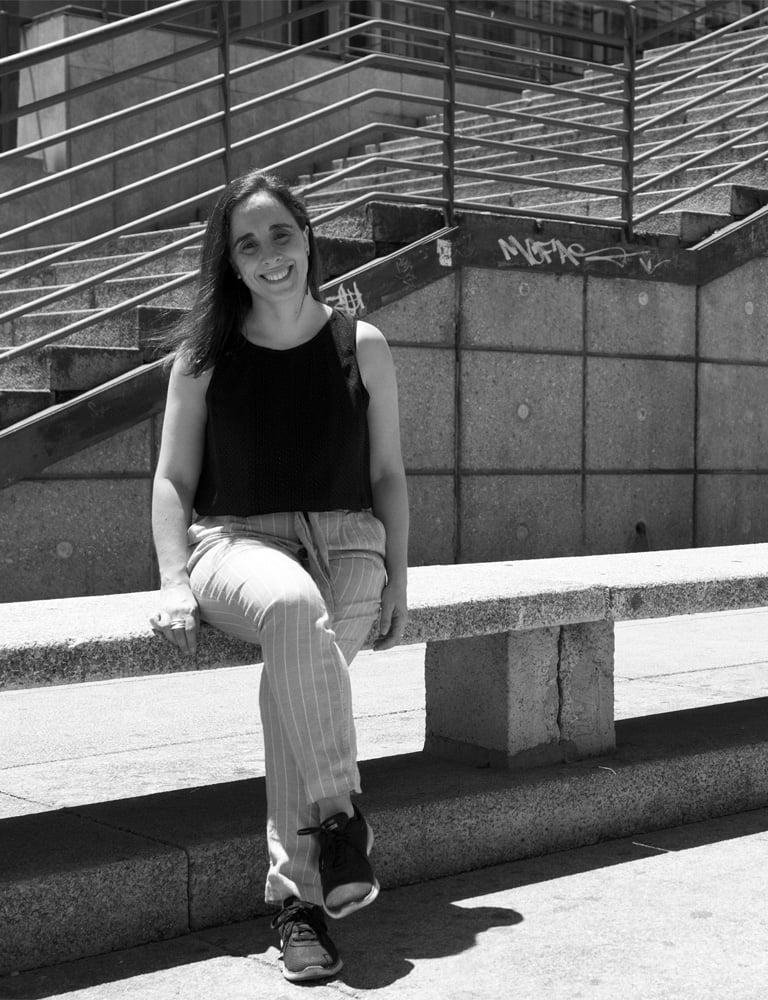 Bárbara Pérez, CEO & Art Director en Ipnosix