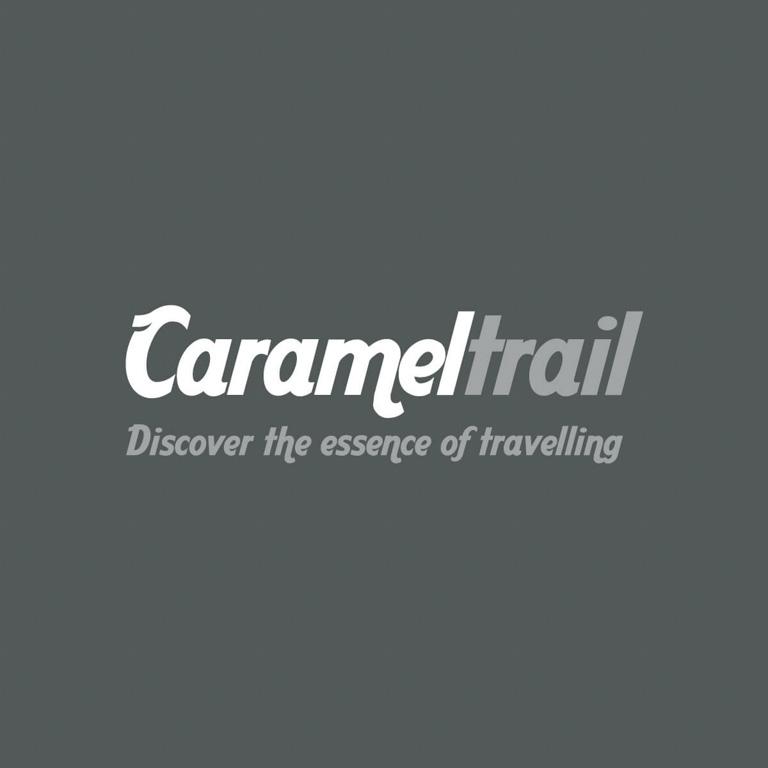 Diseño de logotipo para la Agencia de viajes Carameltrail