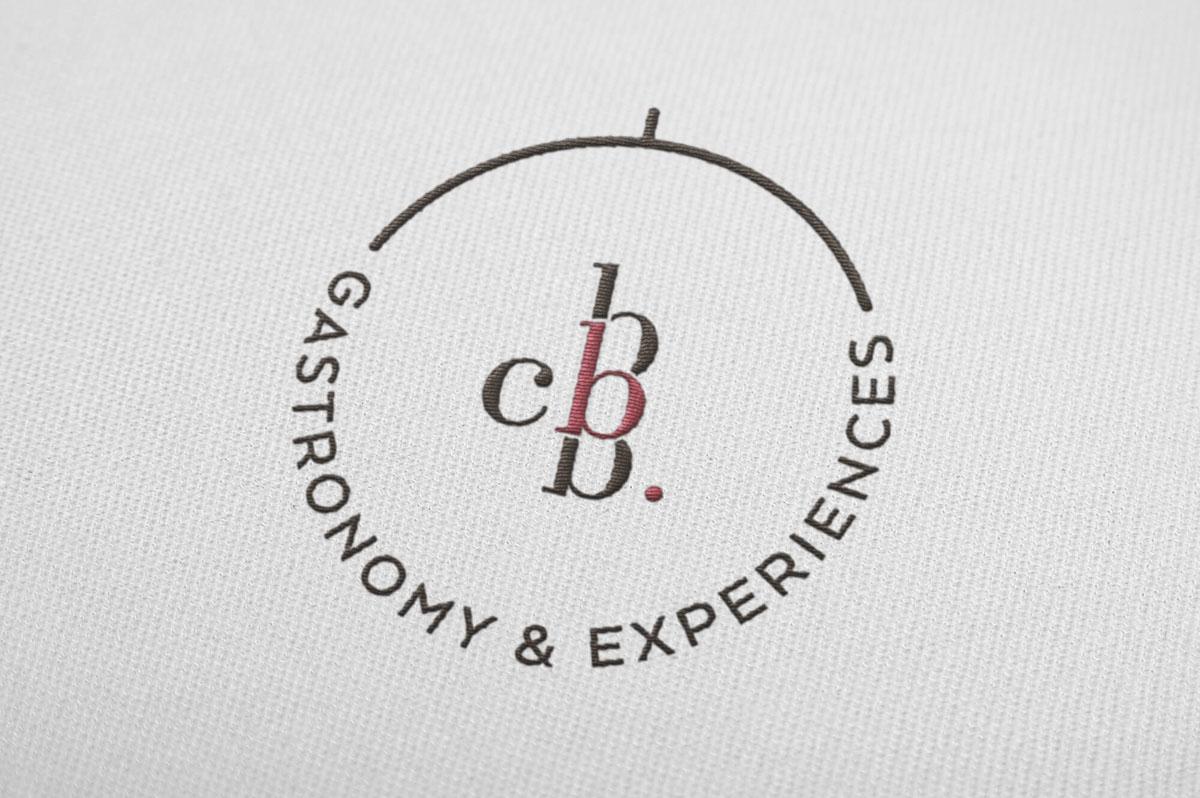 Diseño de logotipo y naming para empresa de Catering