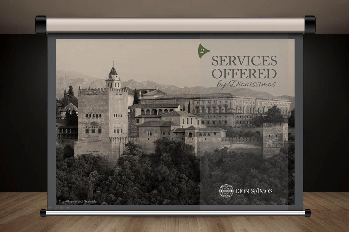 Diseño de presentaciones corporativas para Agencia de Viajes