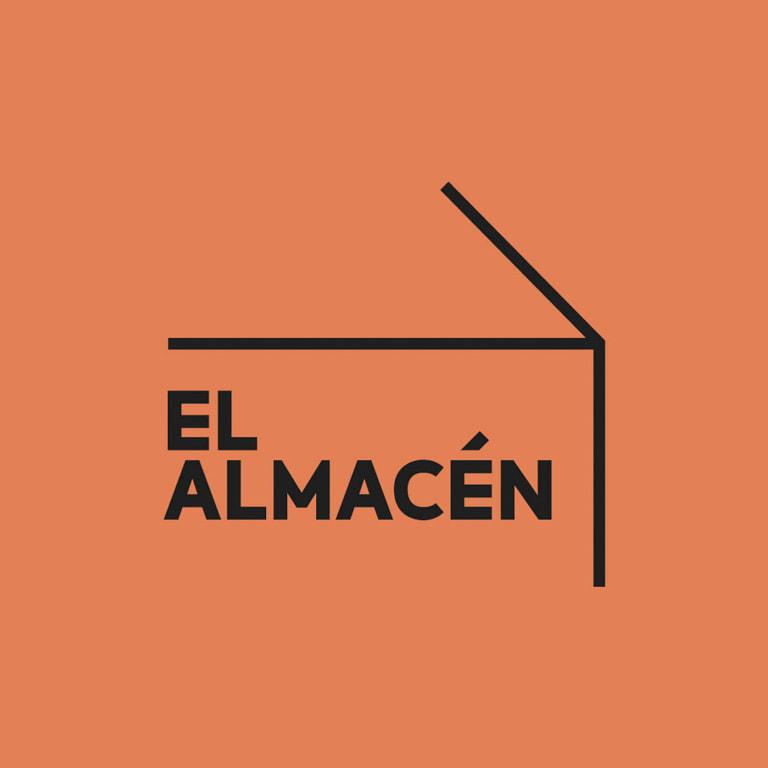 Imagen corporativa para empresas - Naming para El Almacén - Mercado gastronómico
