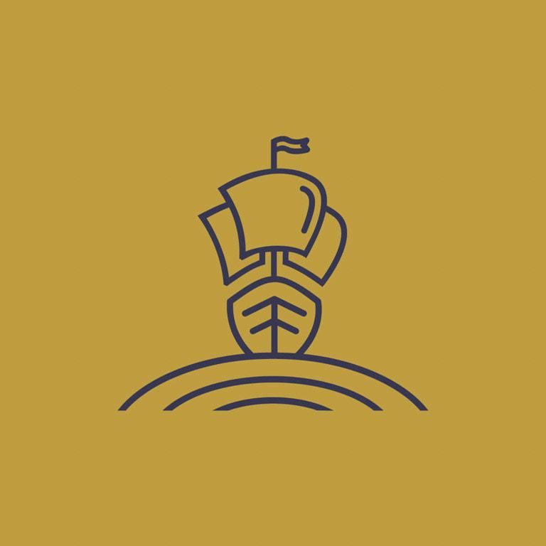 Diseño de identidad corporativa para el Restaurante El Comodoro