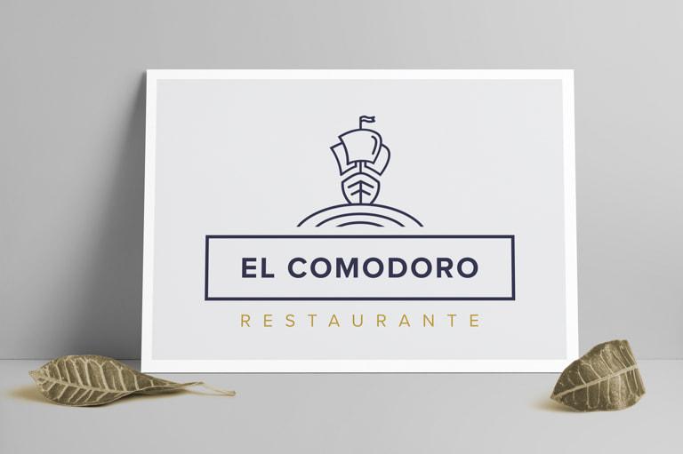Naming para El Comodoro - Restaurante