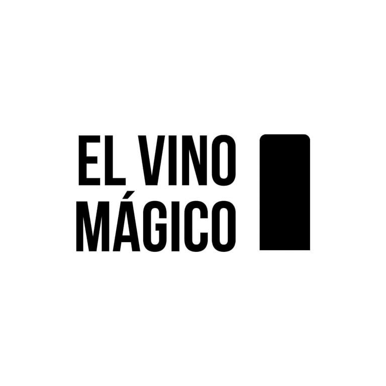 Branding e identidad corporativa - Etiqueta de vino para El Vino Mágico - Vino