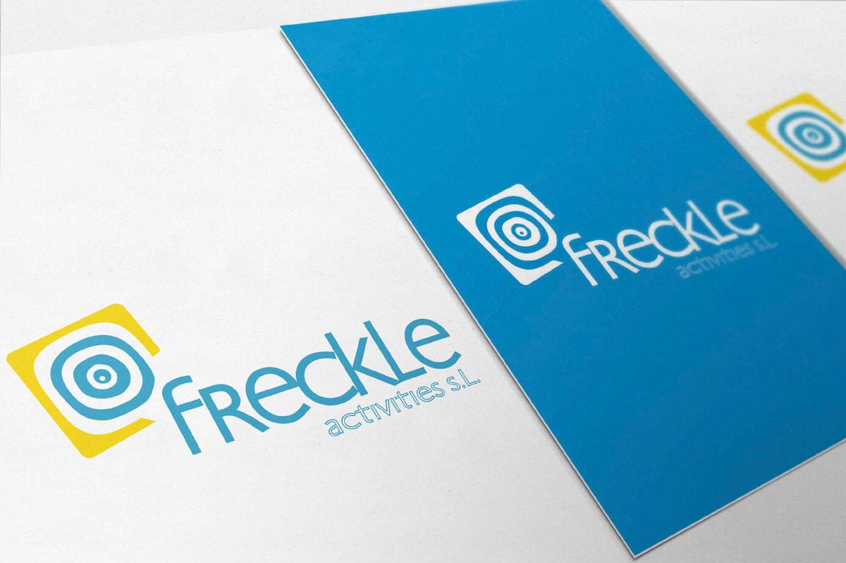Estudio creativo - Branding para Freckle Activities - Atención telefónica