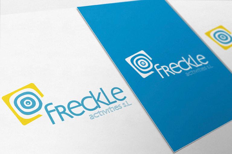 Branding para Freckle Activities