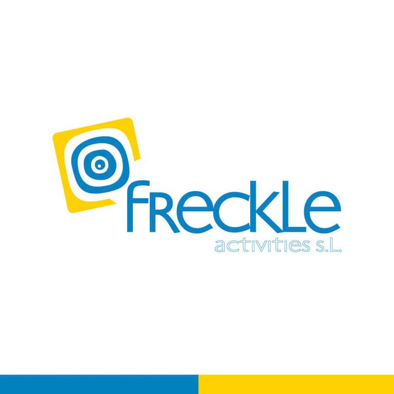 Diseñador Gráfico español - Branding para Freckle Activities - Atención telefónica