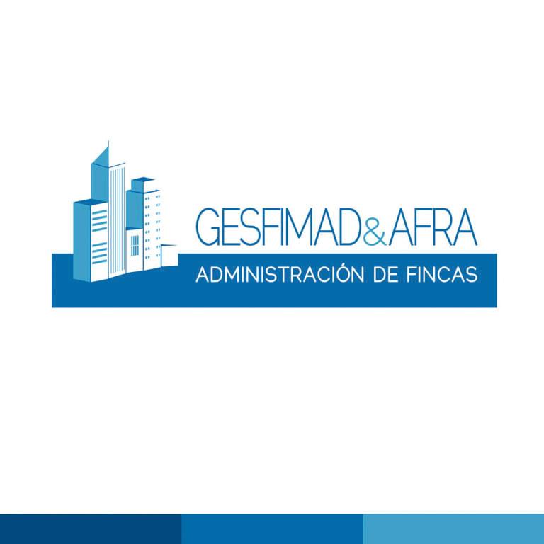 Diseño de identidad corporativa para empresa de Administración de fincas