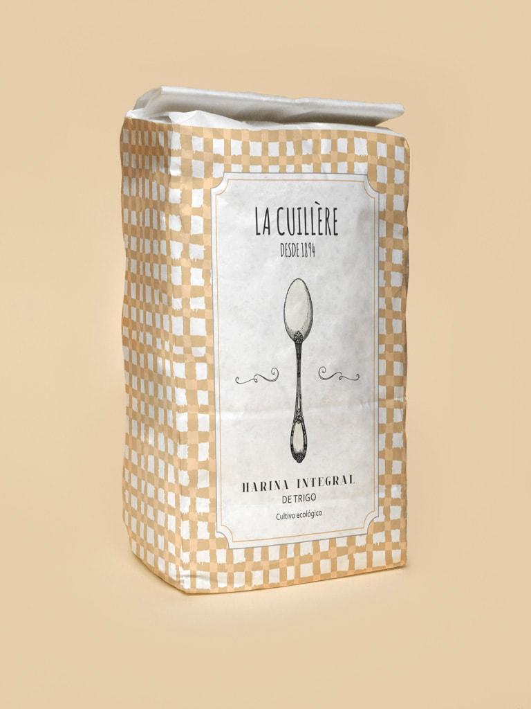 Naming para La Cuillère - Harinas