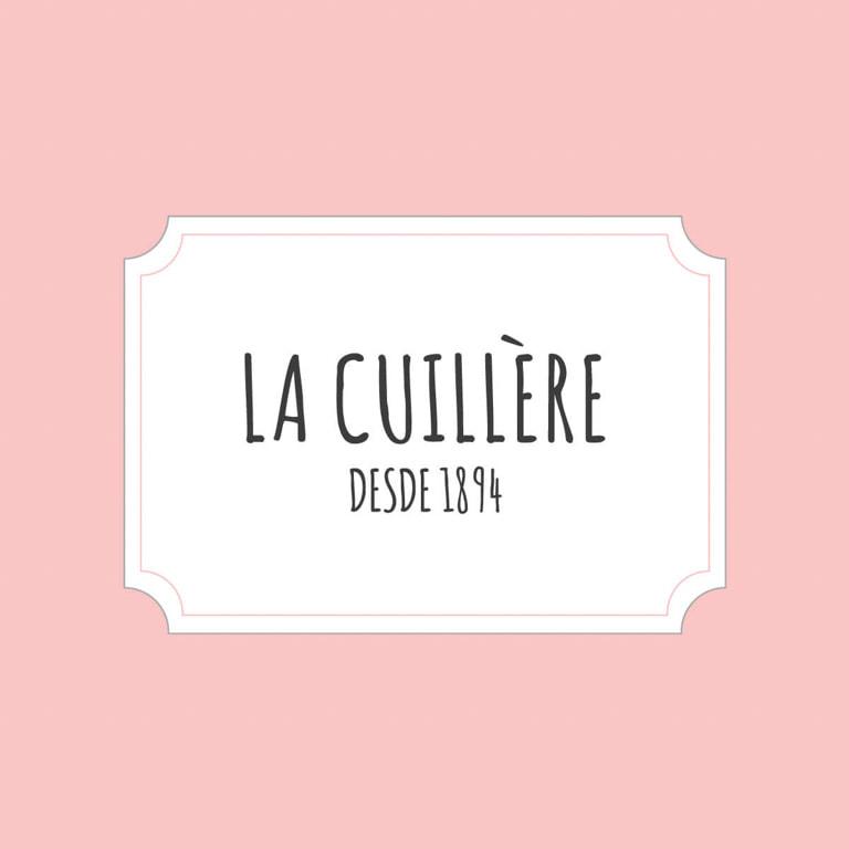 Diseño de logotipo para Harinas La Cuillère