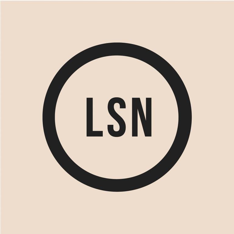 Diseño de logotipos - Naming para La Sphère Noire - Accesorios