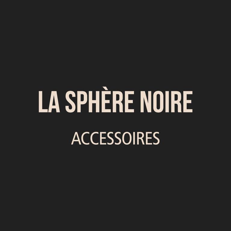 Branding para Instagram - Naming para La Sphère Noire - Accesorios