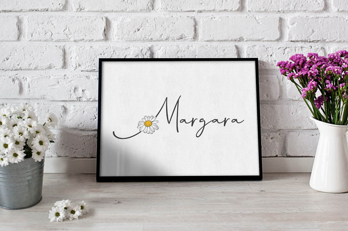 Branding para Margara - Diseño y confección