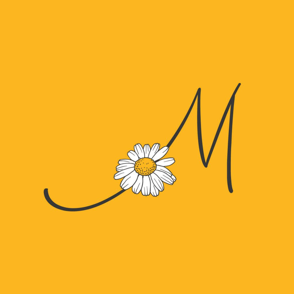 Diseño de marca personal para Margara, diseño y confección