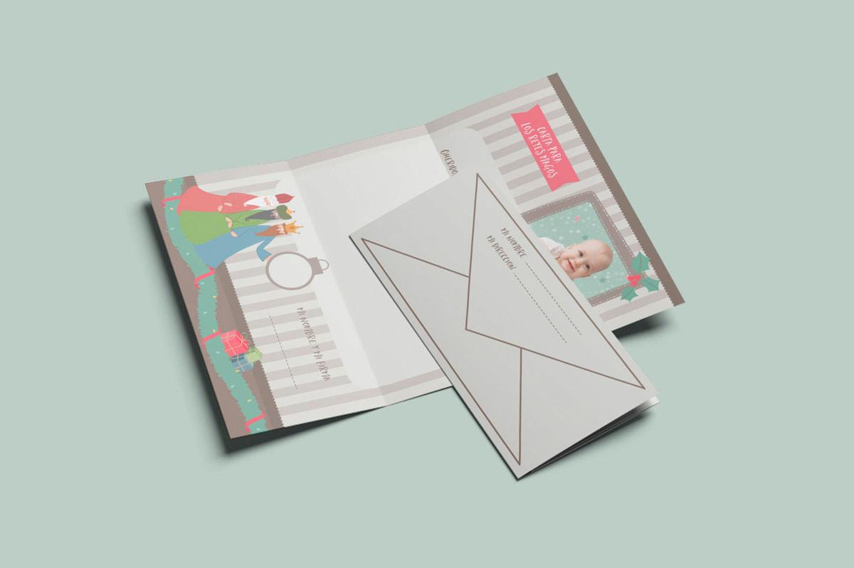Diseño de papelería corporativa - Comunicación Gráfica para Pablo León - Fotografía