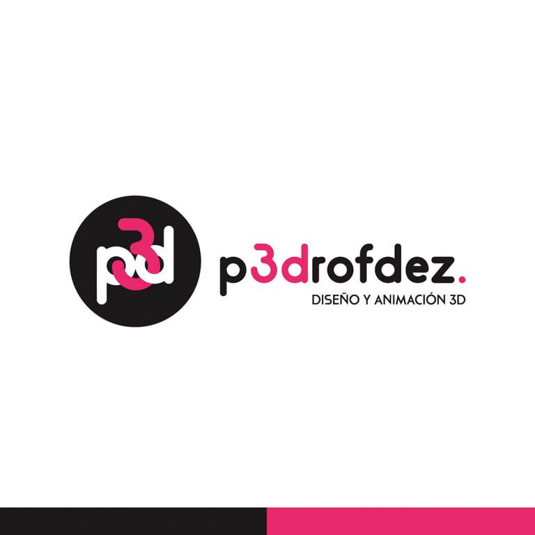 Diseño de logo para artista 3d