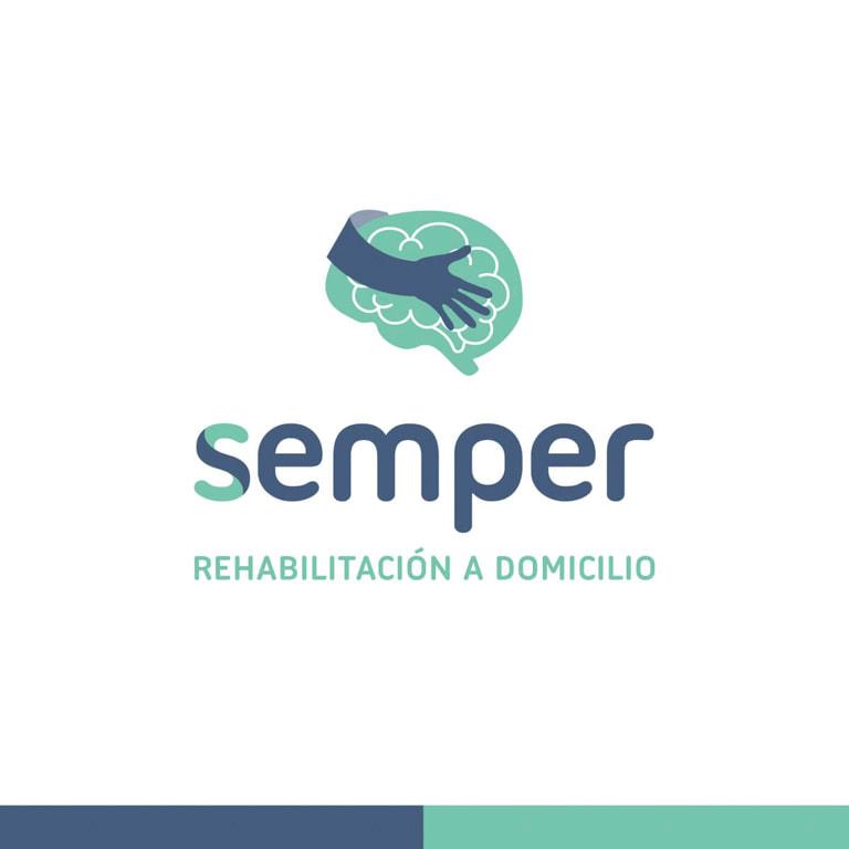 Diseño de logo para Semper