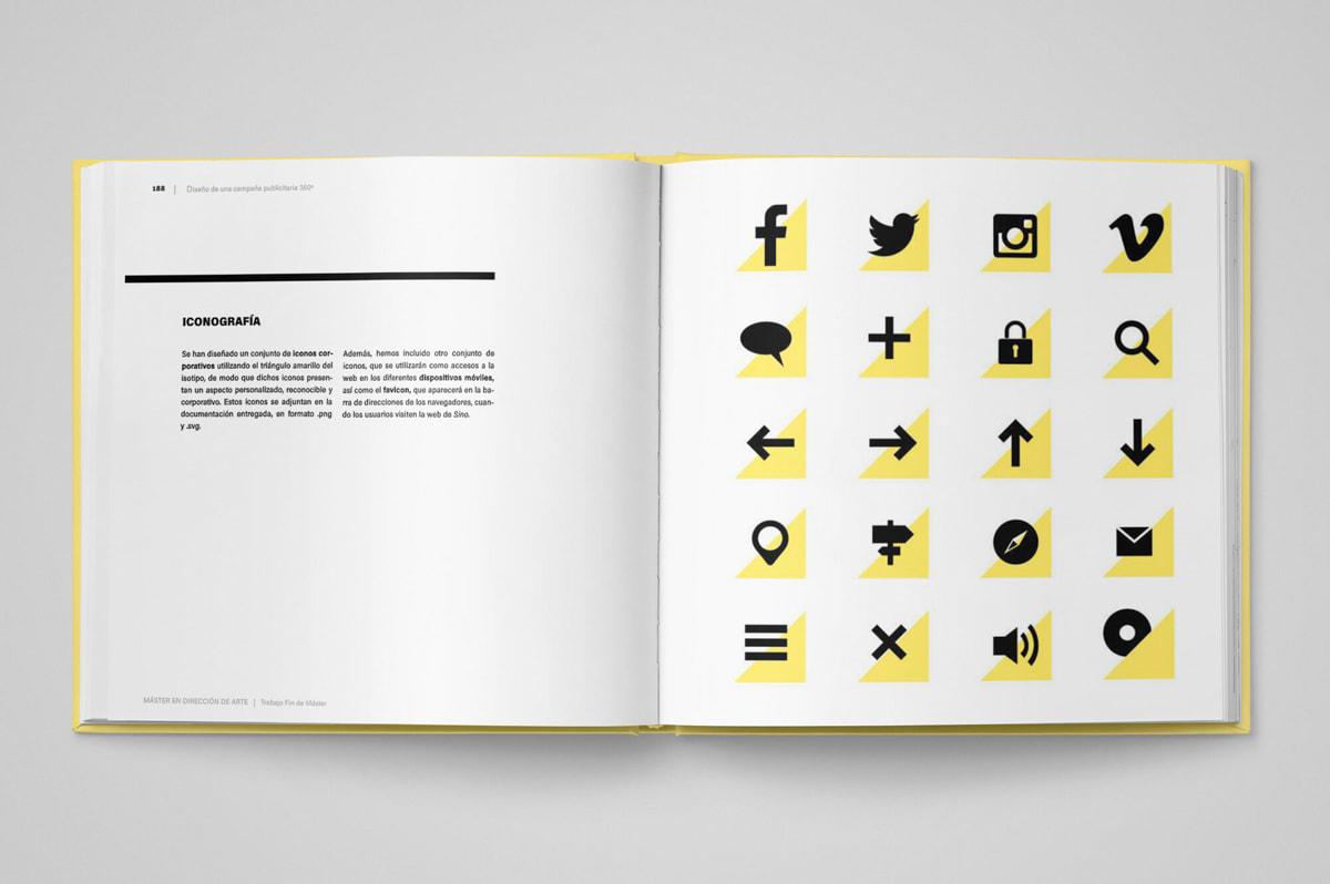 Diseño de Manual de imagen corporativa para evento