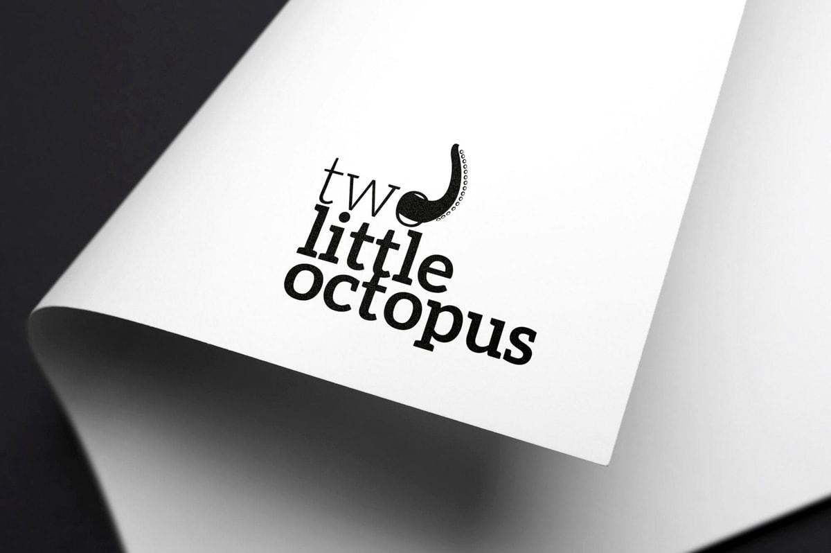 Branding para Two Little Octopus - Dúo Artístico
