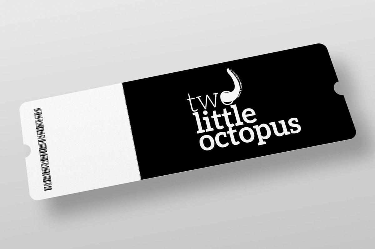 Diseño Branding - Branding para Two Little Octopus - Dúo Artístico
