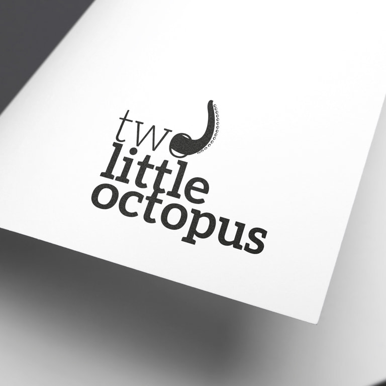 Branding para Two Little Octopus
