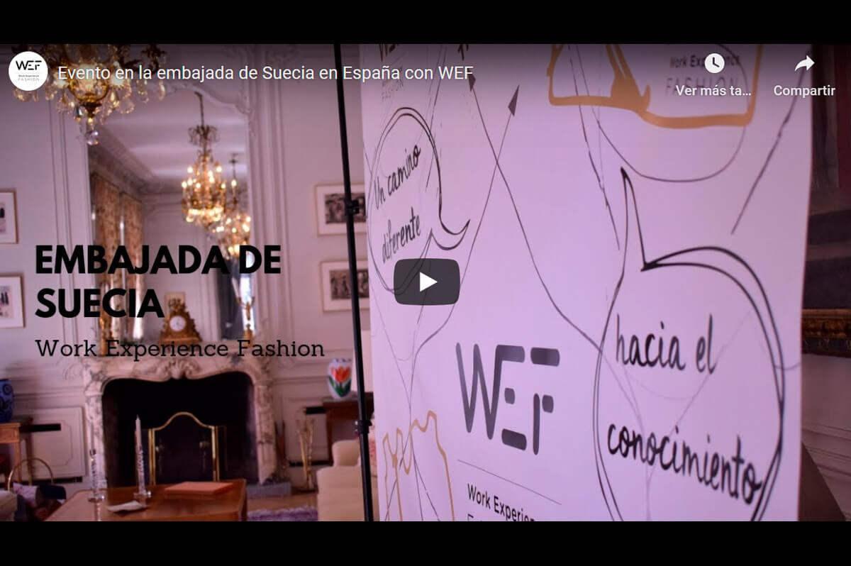 Video para evento de WEF