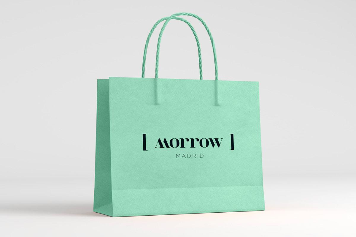 Diseño de bolsas para Diseñadora de moda